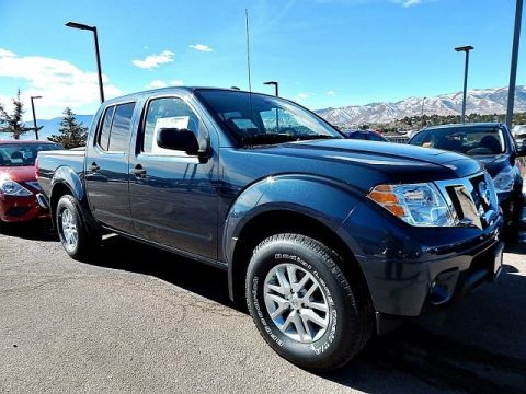 New 2016 Nissan Frontier SV 4WD