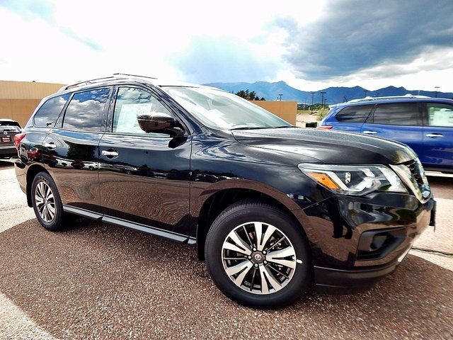 new 2017 nissan pathfinder sl 4d sport utility in colorado. Black Bedroom Furniture Sets. Home Design Ideas